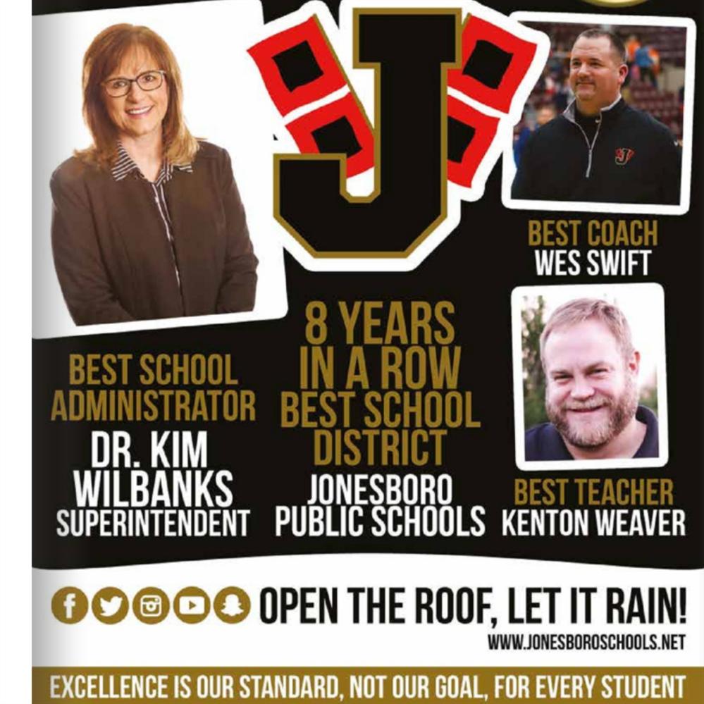 Jonesboro Public Schools / Homepage