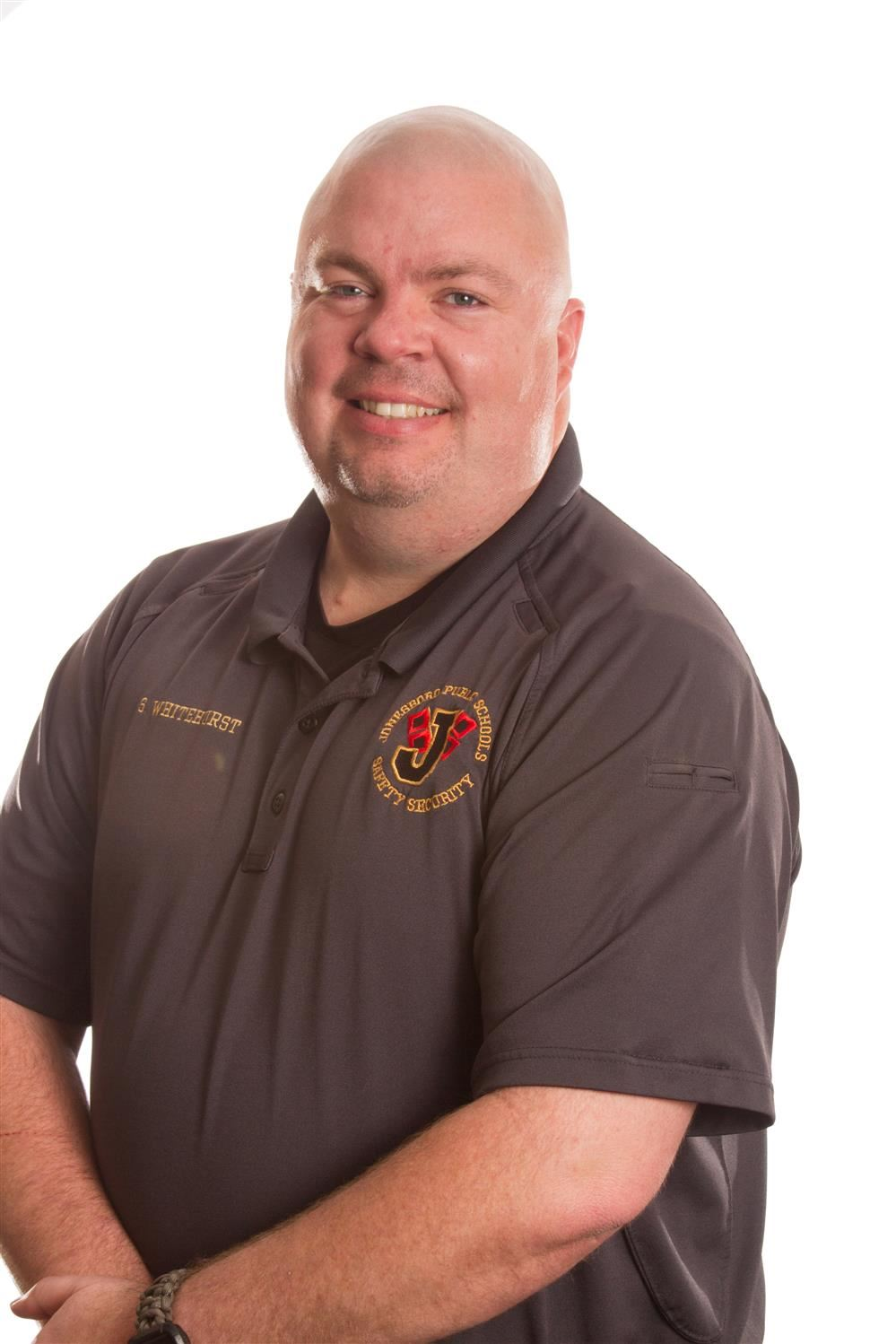 Director of Safety Security, Steve Whitehurst