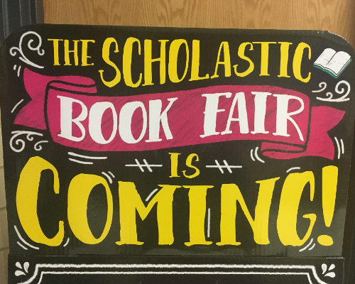 Join Us for the IS Fall Book Fair