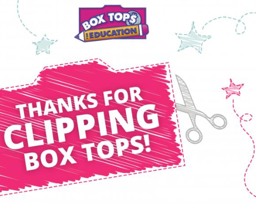 Box Tops Due February 12