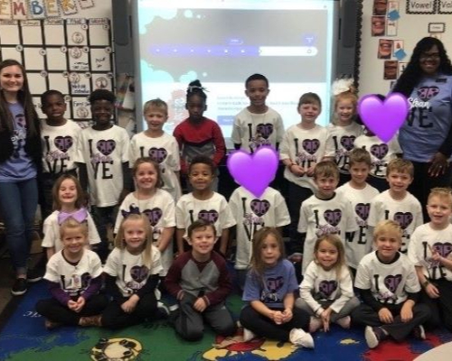 IS Raises $250 for PCDH19 Alliance for PCDH19 Epilepsy Awareness Day