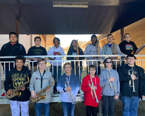 MAC All Region Jazz Band
