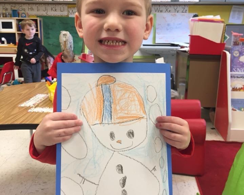 "Do You Want to ""Draw""  a Snowman?"