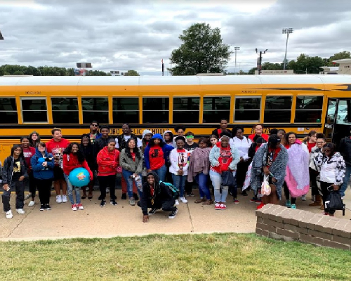 Tutoring program goes to Memphis!
